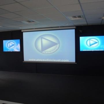 Salle de comité de direction