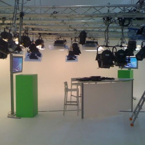 Nos réalisations Plateaux tv
