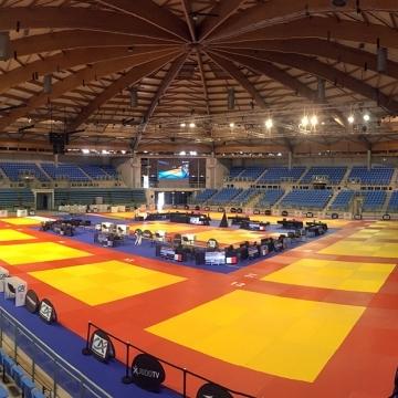 Fédération Française de Judo Championnat de France 2018